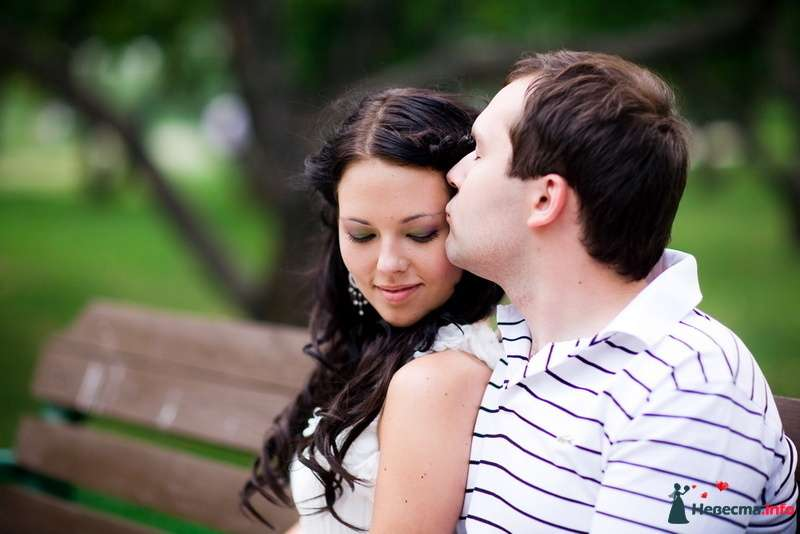 Фото 127471 в коллекции our love story - Невеста01