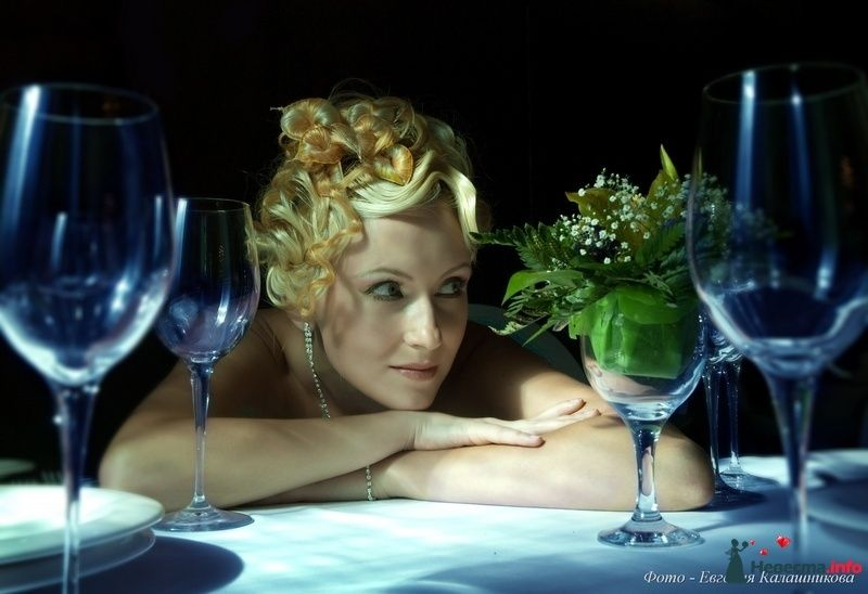 ФотоШоу 5*5 Невеста Евгения - фото 105148 Елена Зыкина Визажист-стилист