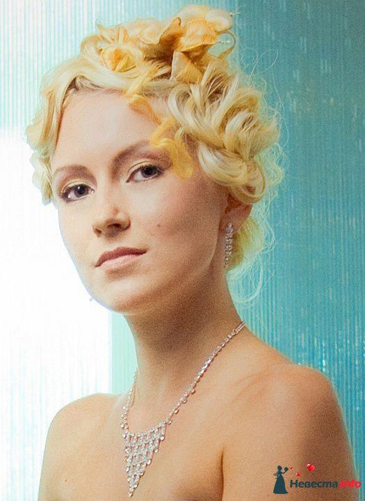 ФотоШоу 5*5 Невеста Евгения - фото 105152 Елена Зыкина Визажист-стилист