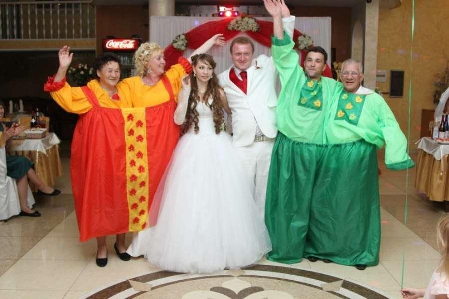 Костюмированные поздравления свадьба
