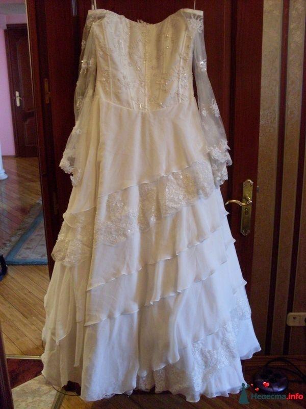 Корсажное платье TO BE BRIDE - анфас - фото 112344 Дмитрий Агапов