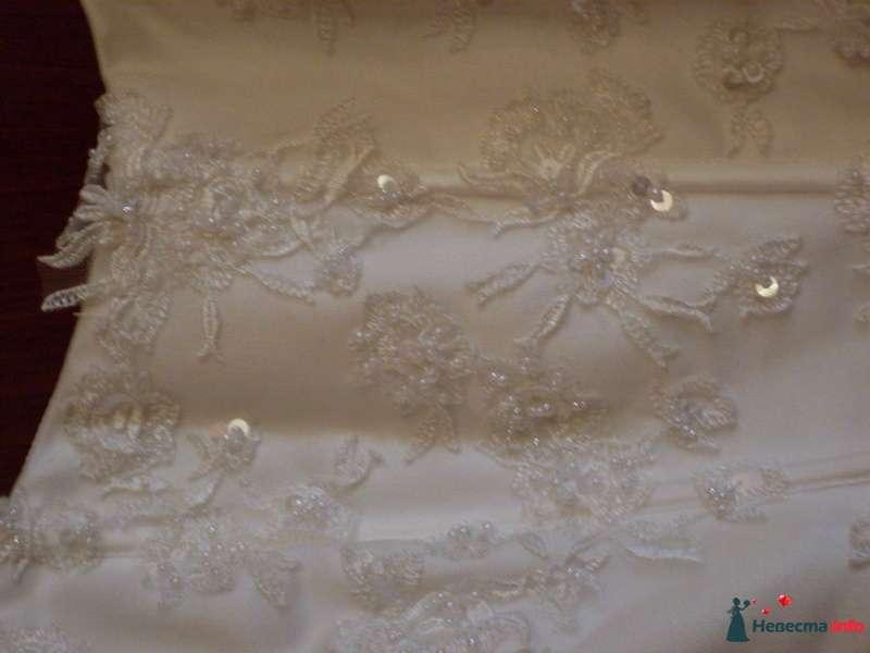 Корсажное платье TO BE BRIDE - вышивка - фото 112347 Дмитрий Агапов