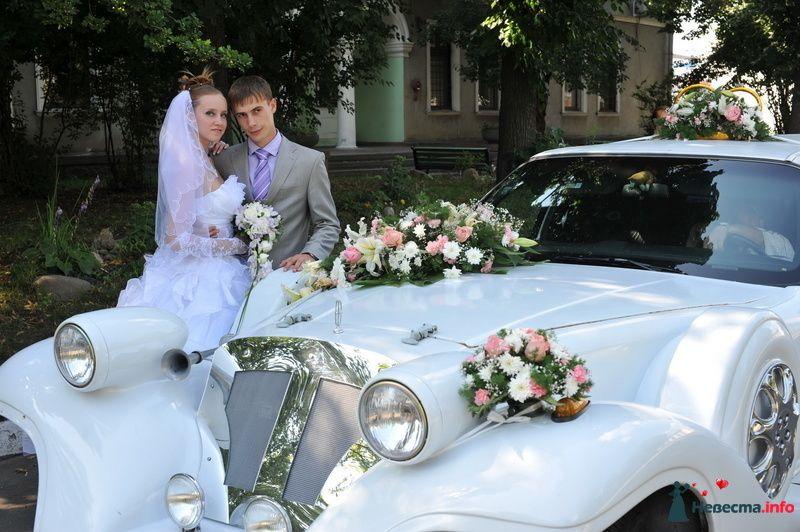 """Оксана - Матвей, 2009 год, - фото 102147 Организация свадьбы - компания """"Кивалл"""""""