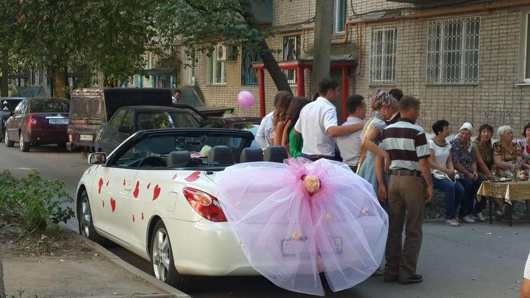 """Фото 4230441 в коллекции кабриолет Тойота солара - """"Кабрио Лето"""" - прокат авто"""