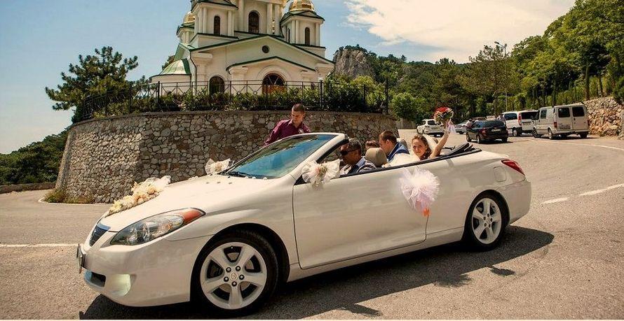 """Фото 4230455 в коллекции кабриолет Тойота солара - """"Кабрио Лето"""" - прокат авто"""