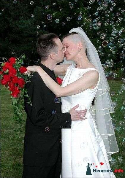 экономия на прическе невесты - фото 116033 Alenka88