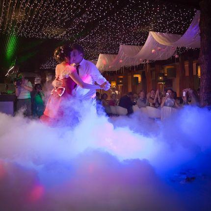Свадебный танец на облаках