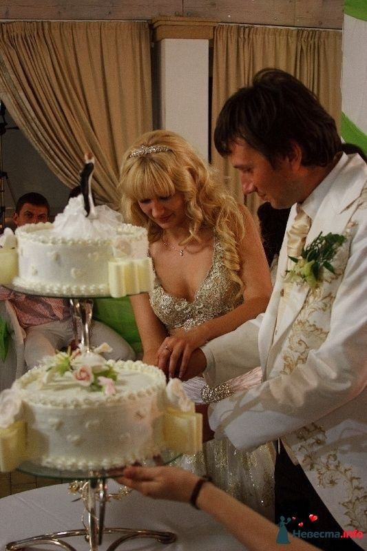 Разрезание торта, торт на заказ - фото 117130 Amigoshow - агентство Вадима Ждана