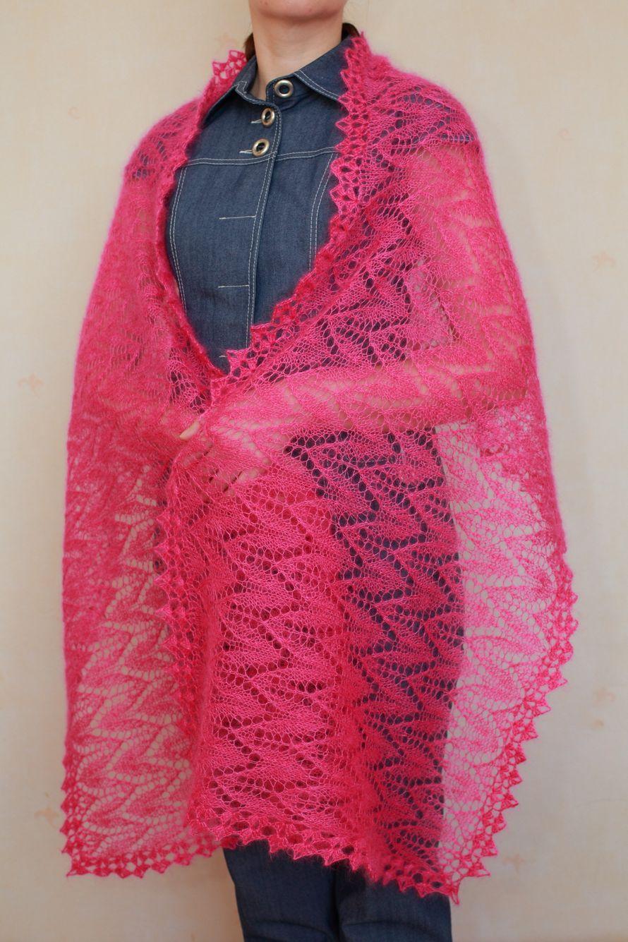 Фото 998471 в коллекции Палантины - Екатерина Гусева - палантины, накидки и шали