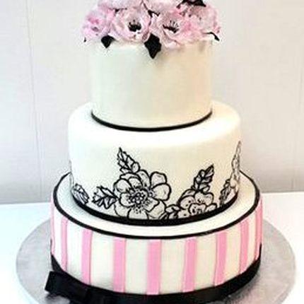 Изготовление тортов по фото или картинке