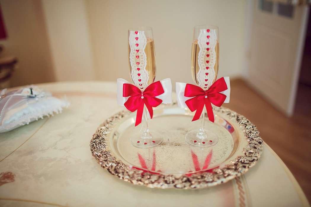 Фото 1789781 в коллекции Свадебное шампанское и бокалы 2 - Ирина Икрянникова - свадебные аксессуары