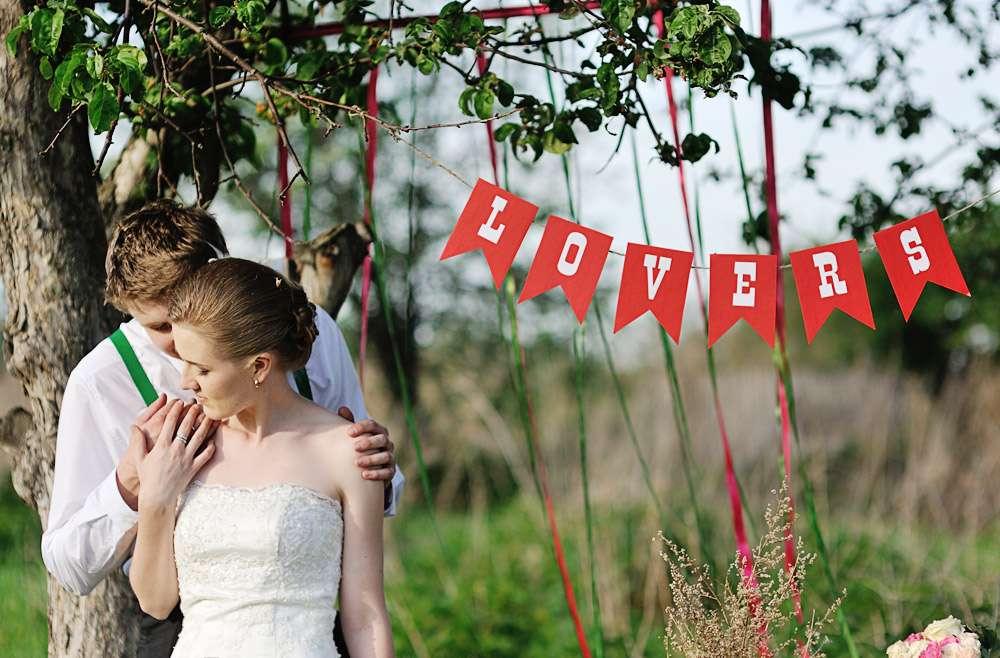 Фото 1008285 в коллекции Декор фотосессий - Свадебные аксессуары от WeddingDecor