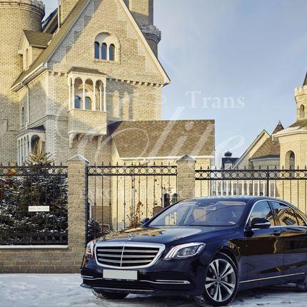 Аренда Mercedes-Benz S-Class W222 restyling с водителем