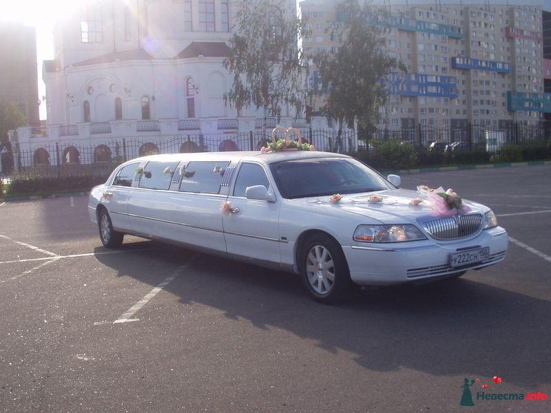"""авто на свадьбу - фото 115077 """"Доступная роскошь""""- заказ лимузина"""