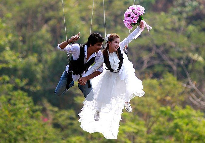 Как отметить годовщину свадьбы.  Свадебный Гипермаркет Love Land.