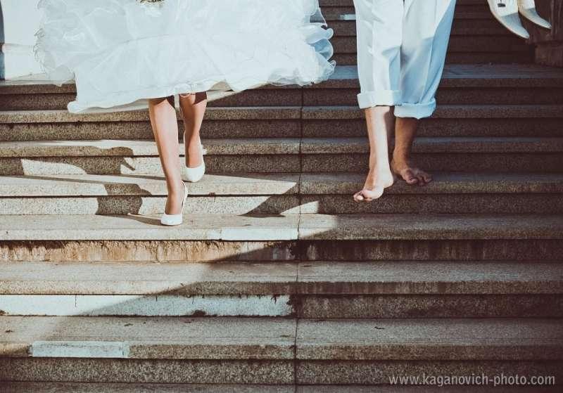 Фото 992193 в коллекции Свадьбы. Любовь в каждой фотографии... - Свадебный фотограф Анастасия Каганович