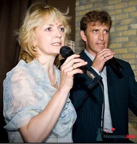 Сергей и Дина Можаровские - фото 146333 Ведущий Сергей Можаровский