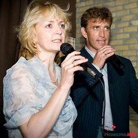 Сергей и Дина Можаровские