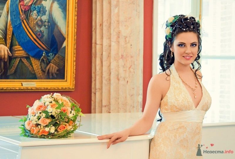 Фото 63643 в коллекции Лучшая свадьба 2009г. :)