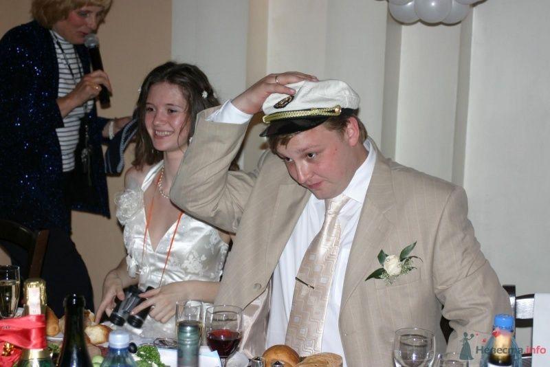 Капитан и штурман семейного корабля - фото 24405 Нина