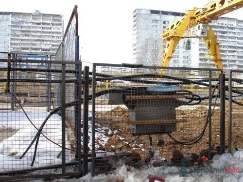 вид с главного входа в ресторан Зазеркалье - фото 13641 Теша