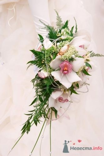Фото 19924 в коллекции букеты с орхидеями - Теша