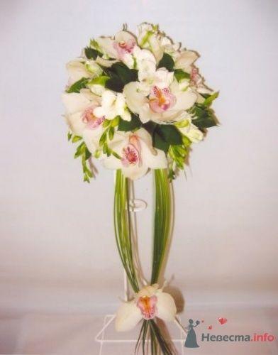 Фото 19990 в коллекции букеты с орхидеями - Теша