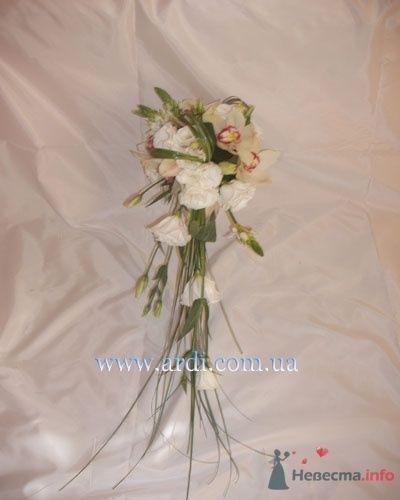 Фото 20049 в коллекции букеты с орхидеями - Теша