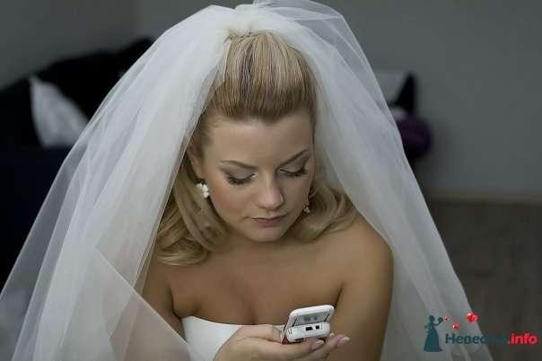 Фото 108030 в коллекции Мои фотографии - Хабарова Марина - прическа и макияж на свадьбу