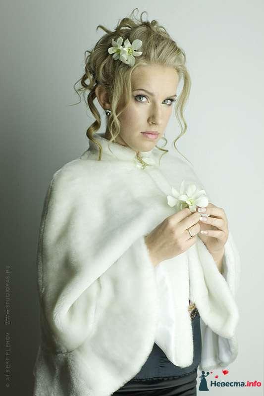 Фото 108044 в коллекции история олной пары - Хабарова Марина - прическа и макияж на свадьбу