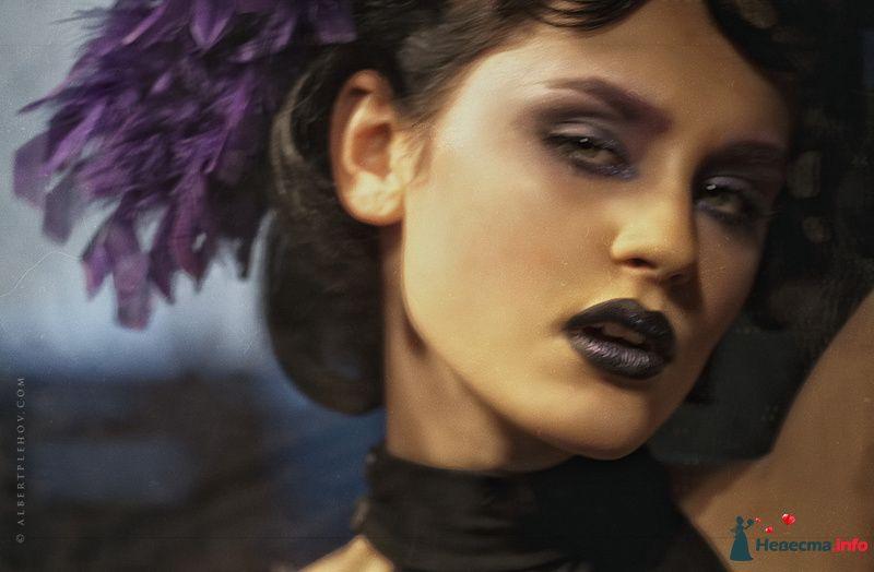 Фото 109981 в коллекции Мои яркие макияжи - Хабарова Марина - прическа и макияж на свадьбу
