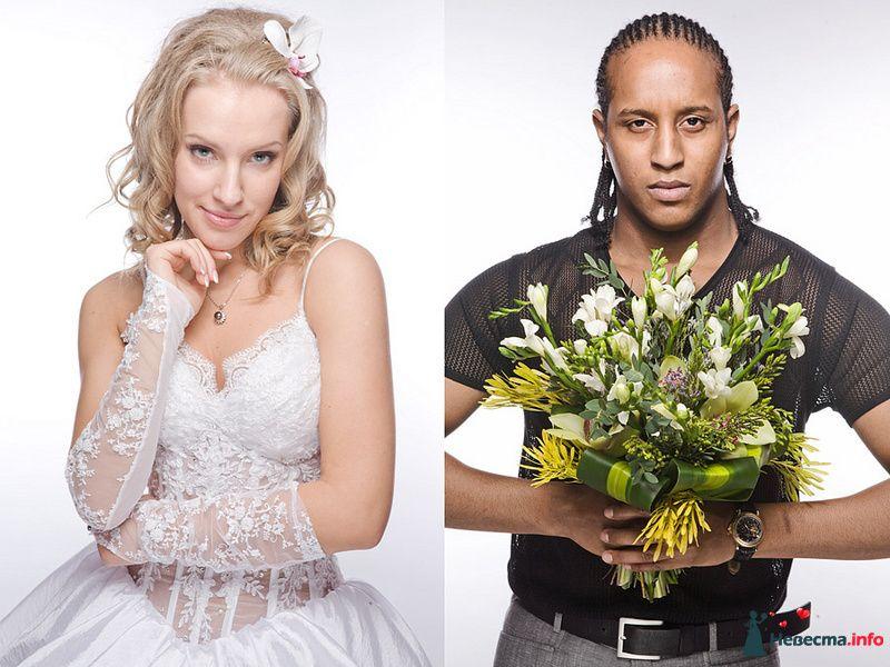 Фото 109991 в коллекции история олной пары - Хабарова Марина - прическа и макияж на свадьбу
