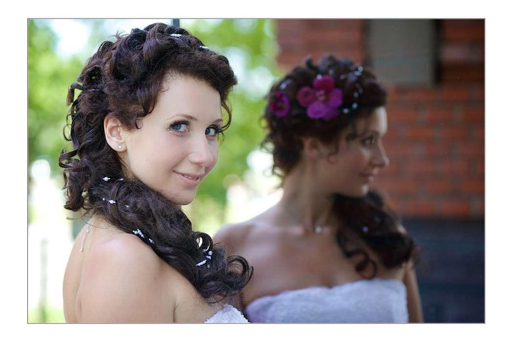 Фото 1140283 в коллекции Свадебные прически - Салон красоты Мэйли