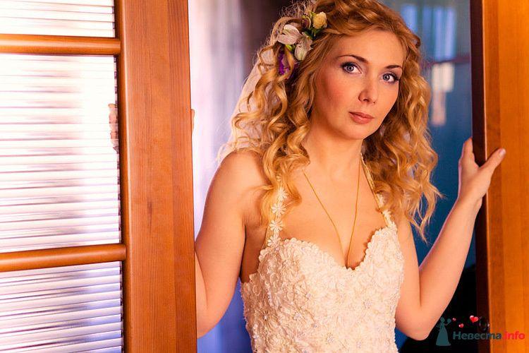 """невеста Наталья-очень позитивный человечек; фото: Е.Зотова - фото 116838 Студия Марии Рублевой """"Стиль и красота"""""""