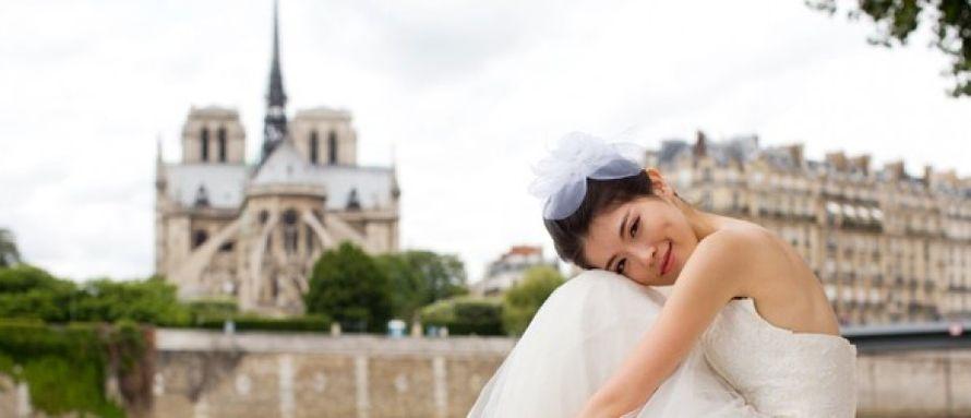 Фото 1103937 в коллекции Сказочные свадьбы в Париже - Eva Lebel - агентство в Париже