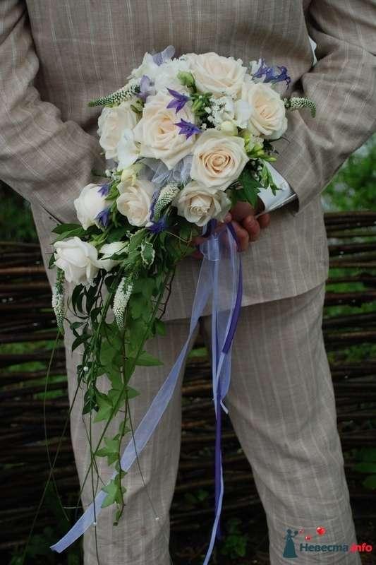 """Букет невесты - фото 112032 """"Цветочный бутик"""" - студия флористов"""