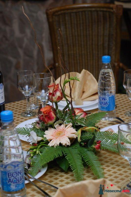 """Фото 118822 в коллекции Оформление зала - """"Цветочный бутик"""" - студия флористов"""