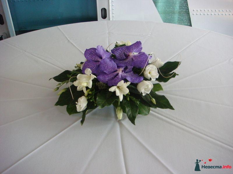 """Фото 130519 в коллекции Оформление зала - """"Цветочный бутик"""" - студия флористов"""