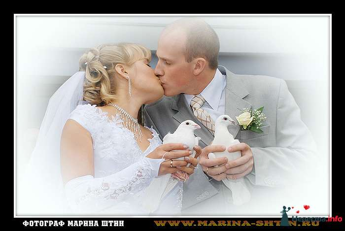 Фото 112525 в коллекции Свадебное фото - Марина Штин-фотограф, www.marina-shtin.ru