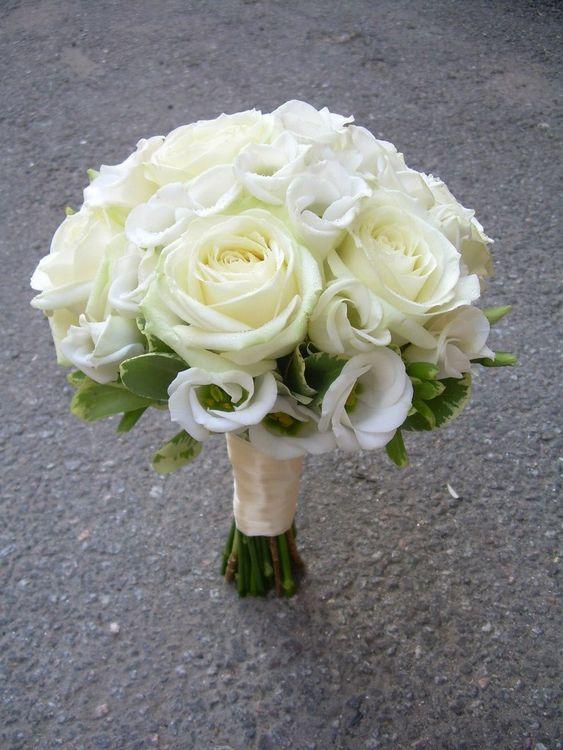 Букет каллы, свадебный букет невесты в санкт-петербурге недорого