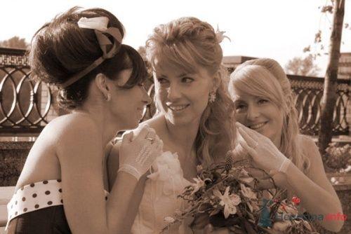 Фото 12984 в коллекции Подружки невесты - Свадебная мастерская ОП-позиция