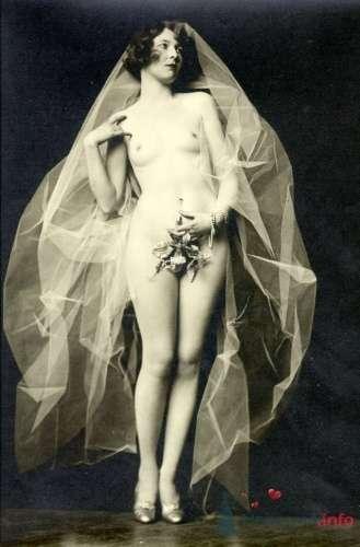 Фото 14102 в коллекции Винтажные платья - Свадебная мастерская ОП-позиция