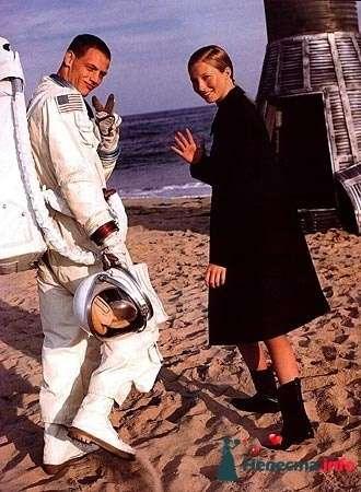 Фото 85574 в коллекции Свадьба космонавта - Свадебная мастерская ОП-позиция