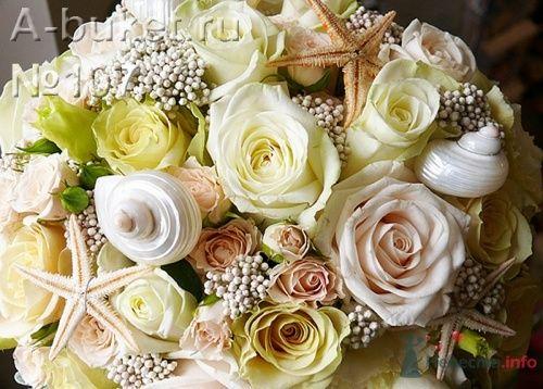 """Букет невесты от  - фото 9582 Бутик цветов """"А-букет"""""""