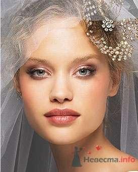 свадебый макияж2 - фото 14623 Missy