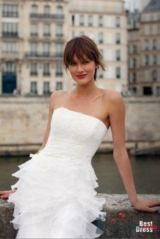Фото 70155 в коллекции платья свадебные и не только - Missy