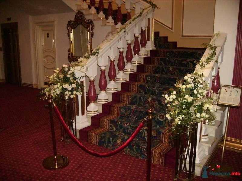 лестница - фото 121512 Невеста01