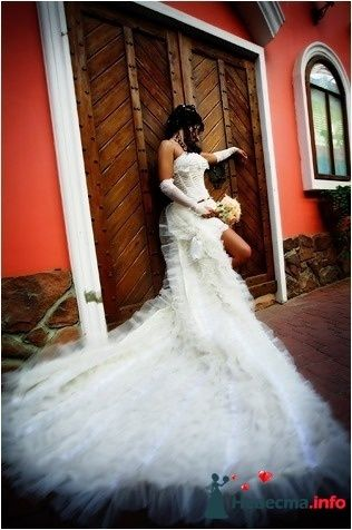Фото 114256 в коллекции Высокая Мода Свадеб