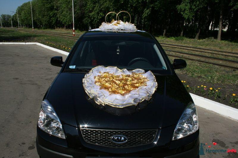 """Фото 116343 в коллекции Украшения на автомобили. - Свадебное агентство """"Мечта"""""""