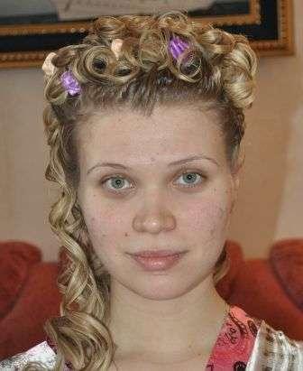 Фото 1226453 в коллекции Визаж до и после - Визажист-стилист Катерина Масликова